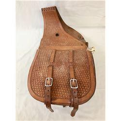 Handmade Saddlebags by D.F. Rowland