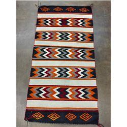 Mid-Century Navajo Textile