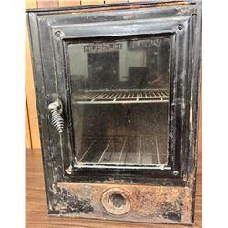 Antique Camp Oven