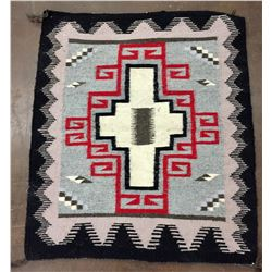 Vintage Navajo Textile by Louise Billie