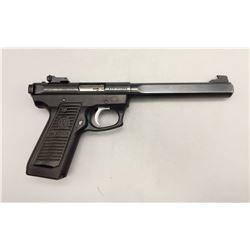 Ruger .22 Cal LR Target Model Pistol