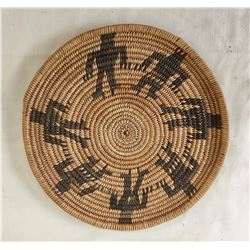 Antique, Unique Apache Basket