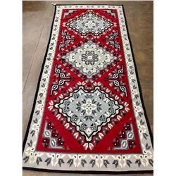 Very Large Ganado Navajo Textile