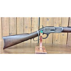 M. 1873 Winchester Short Rifle with Letter