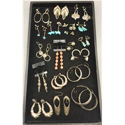 20 Pair of Earrings