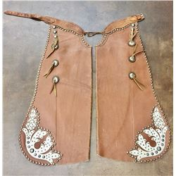 Otto Ernst Studded Chaps