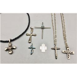 Group of Cross Jewelry