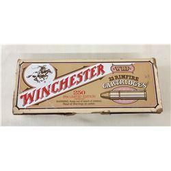 Box of Winchester WRF Ammo