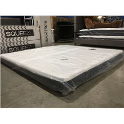 "KINGSIZE KINGSDOWN 7"" MEMORY FOAM MATTRESS"