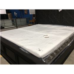 "KINGSIZE KINGSDOWN 10"" MEMORY FOAM MATTRESS"