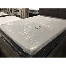 "QUEEN SIZE KINGSDOWN 10"" MEMORY FOAM MATTRESS"
