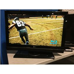 "LG 37"" FLAT SCREEN TV (NO REMOTE)"