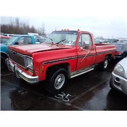 1978 GMC Pickup