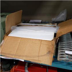 BOX OF PLASTIC BAGS