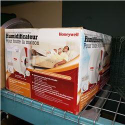 HONEYWELL WHOLE-HOUSE HUMIDIFIER IN BOX