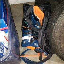 KANGAROO JUPS SIZE 6 FITNESS BOOTS IN BAG