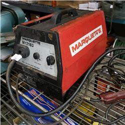 MARQUETTE M12183 GAS/NO GAS WIRE WELDER