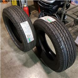2 NEW TOYO OPEN COUNTRY P 235 70 R17 TIRES