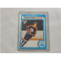 1979/80 OPEECHEE WAYNE GRETZKY ROOKIE CARD - REPRINT