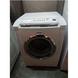 WHITE BOSCH NEXXT 500 PLUS SERIES FRONT LOAD HIGH EFFICIENCY WASHER - TESTED AND WORKING