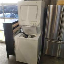 MAYTAG STACKER WASHER AND DRIER