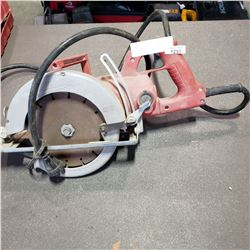 MILWAUKEE HEAVY DUTY CORDED SKILL SAW