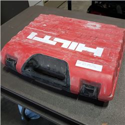 METABO CORDED HAMMER DRILL MODDEL DHE-20 IN HILTI CASE