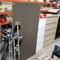 6FT CORE GATOR LIGHTWEIGHT MARKET TABLE W/ FOLDING LEGS