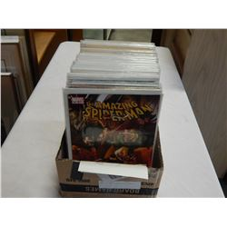 BOX OF 100 COLLECTABLE COMICS