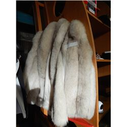SAGA FOX RANCH FUR COAT