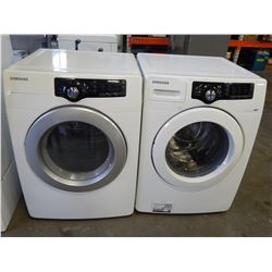 SAMSUNG FROT LOAD SENSOR DRY DRIER AND VRT FRONT LOAD WASHER TESTED AND WORKING GUARANTEED