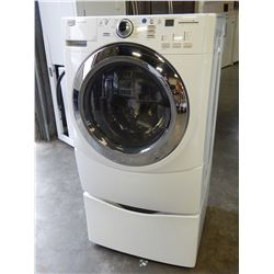 MAYTAG 3000 SERIES FRONT LOAD WASHER WITH BASE DRAWER TESTED AND WORKING GUARANTEED