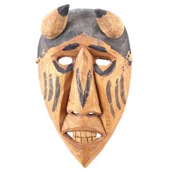 Early 1900's Cherokee Booger Mask
