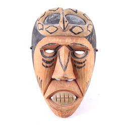 Early 1900s Cherokee Medicine Man Mask