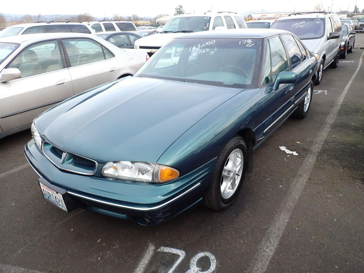 1997 pontiac bonneville speeds auto auctions 1997 pontiac bonneville