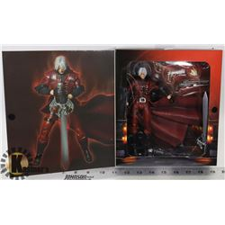 DEVIL MAY CRY ACTION FIGURE.