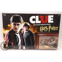 HARRY POTTER CLUE GAME.