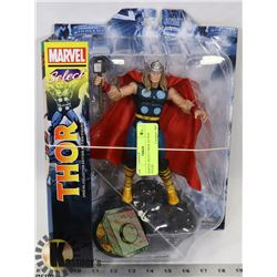MARVEL SELECT THOR ACTION FIGURE.