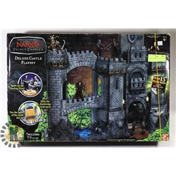 NARNIA DELUXE CASTLE PLAY SET.