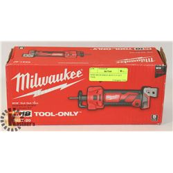 NEW MILWAUKEE M18 CUT OUT TOOL