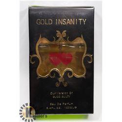 LOVALI GOLD INSANITY EAU DE PARFUM 100ML