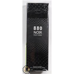 LOVALI 880 NOIR POUR HOMME EAU DE COLOGNE 100ML