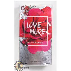 LOVALI LOVE MORE POUR FEMME EAU DE PARFUM 100ML