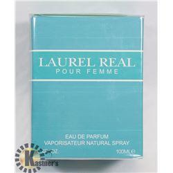 LOVALI LAUREL REAL POUR FEMME EAU DE PARFUM 100ML