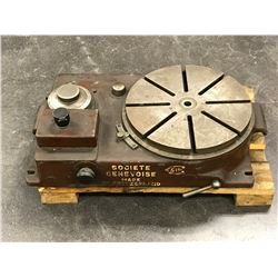 "12"" SIP #PD-2H ROTARY TABLE"