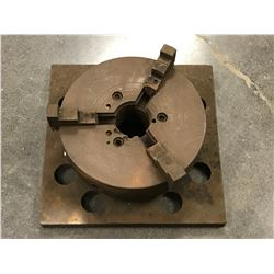 "MISC. NO. 153-D 3 12"" 3 JAW CHUCK"