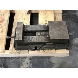 "MISC. 8"" MACHINIST VISE"