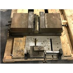 "MISC. 11"" MACHINIST VISE"
