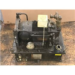 NACHI UVN-1A-1A4-2.2-4-10 HYDRAULIC PUMP UNIT