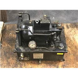 NACHI UVN-1A-1A4-2.2-4-12 HYDRAULIC PUMP UNIT